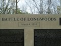Image for Battle of Longwoods - Wardsville, Ontario