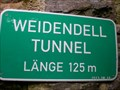 Image for Weidendell Tunnel - Zweifelscheid - Eifel - Germany