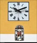 Image for Hodiny na Staré Radnici / Old Town Hall Clock - Votice (Central Bohemia)
