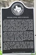 Image for Negro Fine Arts School