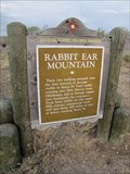 Image for Rabbit Ear Mountain