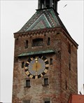 Image for Hauptplatz Glockenturm / Clock Tower - Landsberg am Lech, Bavaria, Germany