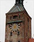Image for Hauptplatz Glockenturm / Clock Tower - Landsberg am Lech, Bavaria, Germany