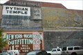 Image for Pythian Temple Ghost Signs