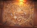 Image for Mermaid Carving  - Half Moon Bay, CA