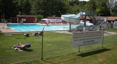 Avonworth Community Pool Avonworth Pennsylvania Usa Public Swimming Pools On