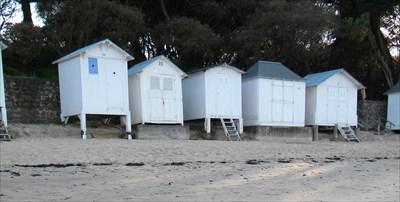 cabine plage des noirmoutier fr huts on waymarking