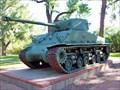 Image for Sherman Tank - Riverside Veterans' Memorial Park - Medicine Hat, Alberta