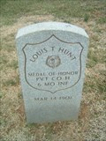 Image for Private Louis T. Hunt - St. Louis, MO