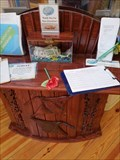 Image for Marine Science Center Guest Book - Ponce Inlet, FL