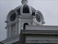 Image for Love County Courthouse Clocks - Marietta, OK