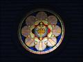 Image for United Methodist Church Window - Coburg Oregon