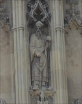 Image for St Patrick -- Palace of Westminster, Westminster, London, UK