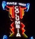 Image for Columbia Restaurant - Artistic Neon - Ybor City, Tampa, Florida, USA