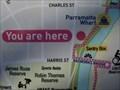 Image for Sentry Box - you are here - Parramatta, NSW, Australia