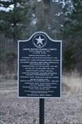 Image for Judge Mickey Durrell Smith oil derrick -- Kilgore Texas