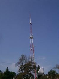 WICU TV Tower