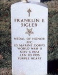 Image for Frank Earl Sigler-Arlington, VA