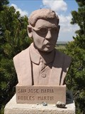 Image for Jose Maria Robles, Saints of the Cristero War (Memorial to Mexican Martyrs) - San Luis, CO, USA