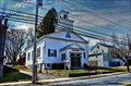 Image for North Congregational Church (7 Main St) - Mendon Center Historic District - Mendon MA
