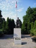 Image for The Spirit of Human Drama - Memorial Grove - Pennsauken, NJ