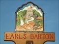 Image for Earls Barton Village Sign - Northamptonshire