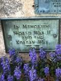 Image for Caledonia Memorial Post 305 World War Two Memorial - Caledonia, Michigan