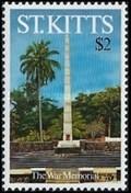 Image for War Memorial - Basseterre, St. Kitts