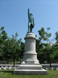 Image for Volunteer Firemen Memorial - Forest Lawn Cemetery, Buffalo, NY
