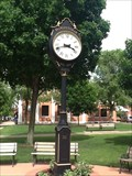 Image for Historic District Town Clock - Ellicottville, NY