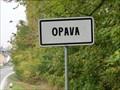 Image for Z Opavy rychlík jede do Prahy - Opava, Czech Republic