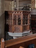 Image for Pulpit  - St Mary - Ashley, Northamptonshire, UK