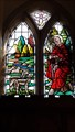 Image for Stained Glass Window - St Mary - Wigston Parva, Leicestershire
