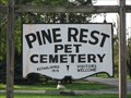 Image for Pine Rest Pet Cemetery- West Seneca, NY