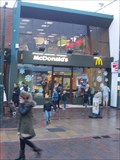 Image for McDonalds, Chatham High Street. Kent. UK