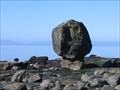 Image for Rock on a Pillar, Juan de Fuca Trail