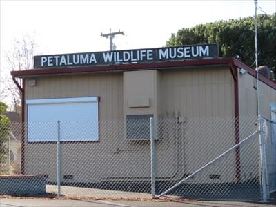 Petaluma Wildlife Museum Building, Petaluma, California