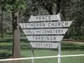 Image for Peace Lutheran Church - Taabinga, Qld, Australia