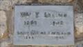 Image for William K. Esling Memorial Plaque - Rossland, BC