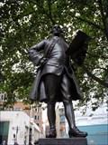 Image for John Wilkes - Fetter Lane, London, UK