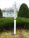 Image for Enfield Public Library Peace Pole - Enfield, CT