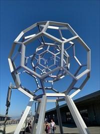 Exploratorium BuckyBall, San Francisco, CA