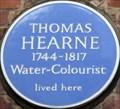 Image for Thomas Hearne - Meard Street, London, UK