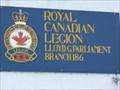 "Image for ""ROYAL CANADIAN LEGION - BRANCH 186""  -- Cannington, Ontario"