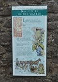 Image for Daily Life in the Castle - Stonehaven, Scotland