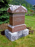 Image for Slocan World War I Memorial - Slocan City, BC
