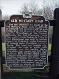 Image for Old Military Road