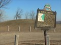 Image for Native American Burial Mound near Lake Traverse in SD