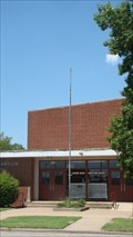 Image for Sacred Heart School Flagpole - El Reno, OK