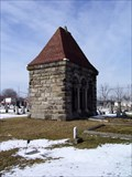 Image for Verona - Plympton Mausoleum - 1922- Hartford, Ohio